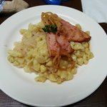  main dish with Prague ham