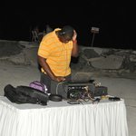  DJ at Beach Party