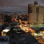  Vista desde el piso 9