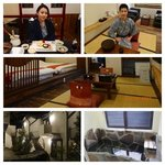 great time in Hakone onsen room