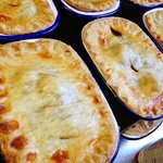 Home-made Steak & Ale Pie