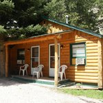 cabins 1 & 2 - 2 beds, micro, coffe and frigs