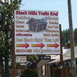 ภาพถ่ายของ Black Hills Trails End Cabins & Motel