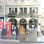  Pub in Edimburg