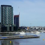 Close to activities at Docklands