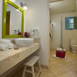 Bathroom One Bedroom Casita