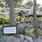 Foto de Hillside House Bed and Breakfast