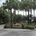  Entrance to nearby Naples Pier.
