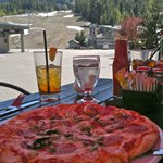 Pizza on the Patio!