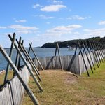 Fort Caroline - Another river view