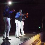 'Brothers of Soul' on stage -Motown/Soul Break