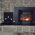  Main Chalet stove