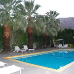  Pool area- view of mountains