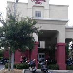 Front view  - Hampton Inn Tavares