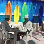  Living sand sculptures in Sayulita