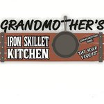 Grandmother's Iron Skillet Kitchen