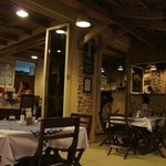  nice cozy restaurant with good quality food