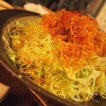  finely shredded cabbage