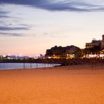 Platja de Palma by night