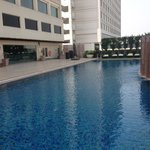 Swimming Pool of the hotel