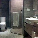 Separate Shower Stall & Bath