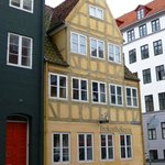  Ancient house in Christianshavn