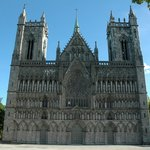  West Front of Nidaros cathedral