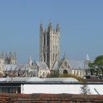 View of Cathedral from room 220
