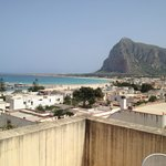  Vista della baia di San Vito Lo Capo dalla terrazza del bilocale H6