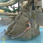 Another slide in the kids' water park