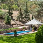  Gorgeous grounds with Pool and Summer Pavillion
