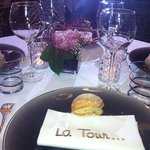 Photo de La Tour Cocooning Gastronomie Hotel Chatillon