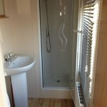 Refurbished Caravan Silver Plus Bathroom