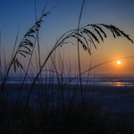 Sunrise At St. Augustine Beach