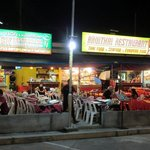 Eateries and nighlife along Thanon NaNai
