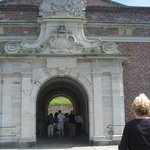  Entrance of Kronborg Castle