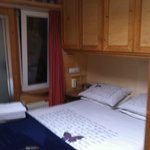  Room Annette - Bed - ground floor - 57 euro