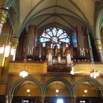 Organ and choir loft