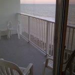  View from oceanfront condo