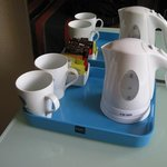Coffee & tea, water kettle