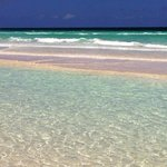 Beautiful Cayo Coco beach