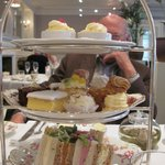 Afternoon Tea at the Angel