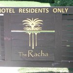  The Racha sign