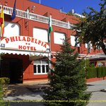 Philadelfia Hotel Restaurant