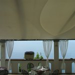  vista dalla terrazza ristorante