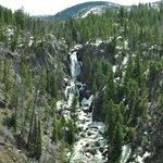 Fish Creek Falls - May