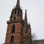  The cathedral spires