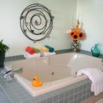 Eagle's Nest Jacuzzi Bathtub