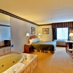  King Suite with Hot Tub