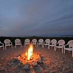 Nightly Beach Bonfire & Marshmallow Roast
